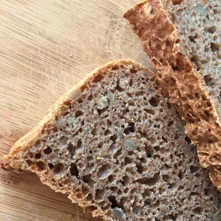 Chleb orkiszowy w 10 minut!